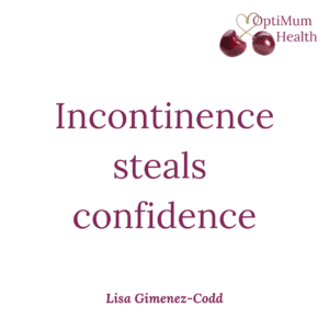 bladder weakness steal confidence